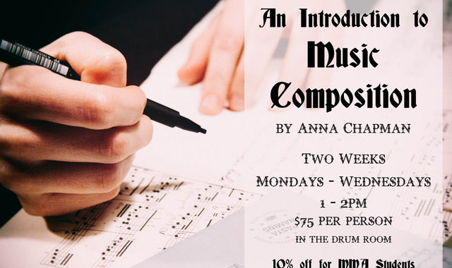 An Introduction to Music Composition - Meridian Music and Arts