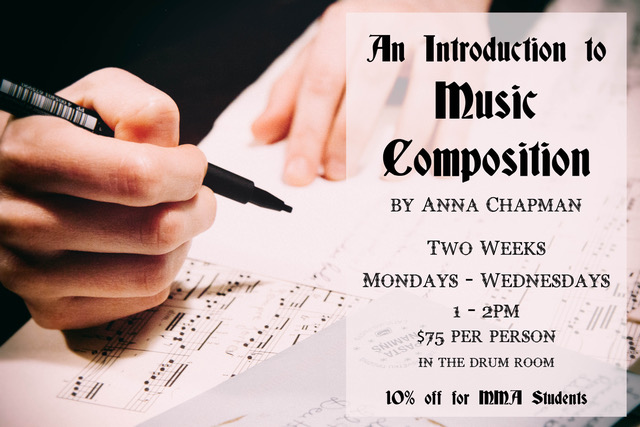 An Introduction to Music Composition