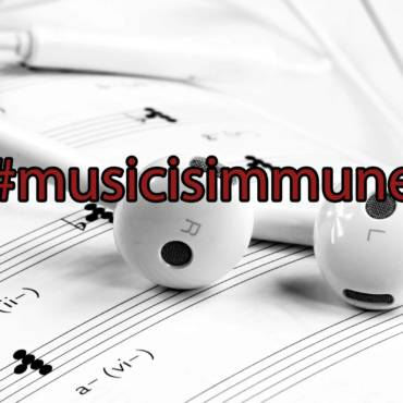 Music is immune!